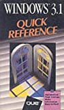[???]: Windows 3.1 Quick Reference