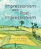 Impressionism and post-impressionism :…