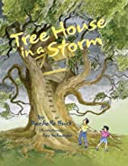 Tree House in a Storm by Rachelle Burk