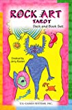 Roelen, Jerry: Rock Art Tarot: Deck and Book Set