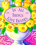 Swofford, Conover: In All Things Give Thanks