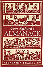 Poor Richard's Almanack by Benjamin…