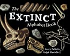 The Extinct Alphabet Book (Jerry Pallotta's…