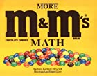 More M&M's Brand Chocolate Candies Math by…