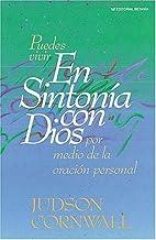 En sintonía con Dios by Judson Cornwall