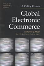 Global Electronic Commerce: A Policy Primer…