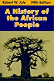 July, Robert William: A History of the African People
