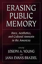 Erasing public memory : race, aesthetics,…