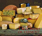 The Cheeses of Vermont: A Gourmet Guide to…