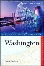 Explorer's Guide Washington (Second Edition)…