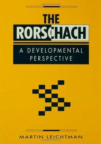the-rorschach-a-developmental-perspective