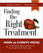 Finding the Right Treatment: Modern and…