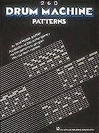 260 Drum Machine Patterns by Hal Leonard
