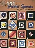 Leinhauser, Jean: 101 Crochet Squares (#1216)