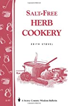 Salt-Free Herb Cookery by Edith Stovel