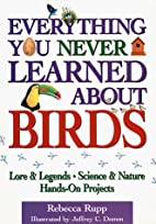 Everything You Never Learned About Birds by…