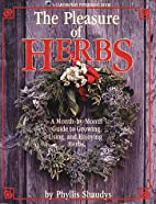 The Pleasure of Herbs: A Month-by-Month…