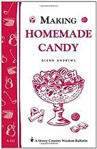 Making Homemade Candy by Glenn Andrews