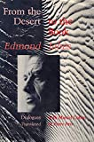 Jabes, Edmond: FROM THE DESERT TO THE BOOK