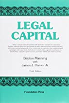 Legal Capital (Univ Textbook Series) by…