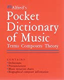 Feldstein, Sandy: Alfred's Pocket Dictionary of Music