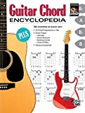 Hall, Steve: Guitar Chord Encyclopedia (Ultimate Guitarist's Reference)