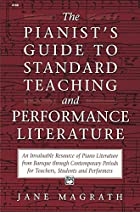 Pianist's Guide to Standard Teaching and…