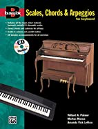 Scales, Chords & Arpeggios for Keyboard by…
