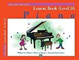 Manus, Morton: Alfred's Basic Piano Library: Lesson Book Level 1A