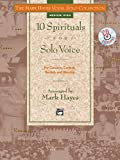 Hayes, Mark: 10 Spirituals for Solo Voice