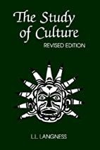 The Study of Culture (Chandler and Sharp…