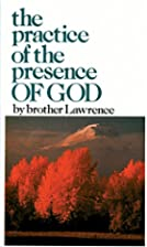 The Practice of the Presence of God by…
