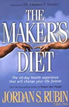 The Maker's Diet by Jordan Rubin
