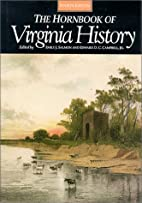 The Hornbook of Virginia History: A…