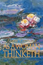Elaine Cannon As a Woman Thinketh by Elaine…