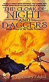 Edghill, Rosemary: The Cloak of Night and Daggers (Twelve Treasures)