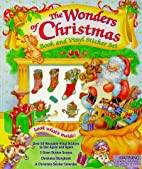 The Wonders of Christmas Book and Sticker…