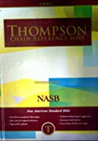 Thompson Chain-Reference Bible: NASB by…