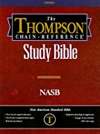 Thompson Chain Reference Bible (Style…