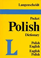 Langenscheidt Pocket Dictionary Polish :…