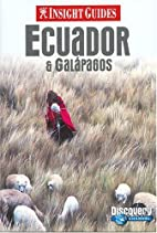 Insight Guides Ecuador & Galapagos by…