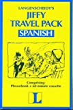 Langenscheidt Staff: Langenscheidt's Jiffy Travel Pack Spanish