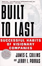 Built to Last: Successful Habits of&hellip;