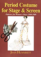 Period Costume for Stage & Screen: Patterns…