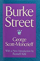 Burke Street by George Scott-Moncrieff