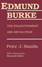 Edmund Burke: The Enlightenment and…