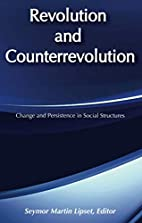 Revolution and Counterrevolution: Change and…