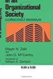 Mayer N. Zald: Social Movements in an Organizational Society