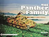 Scheibert, Horst: Panther Family-Panther Types D, A, G, Panther Command Car, Panther Observation Car, Pursuit Panther and Recovery Panther: Panther (Type D,A,G), Panther Command Car, Panther Observation Car, Pursuit Panther, Recovery Panther, Further Plans