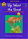 Gregorich, Barbara: Up Went the Goat - level 1